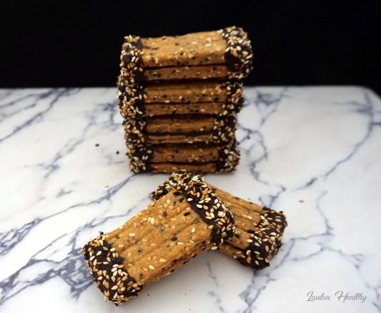 languettes aux graines de sésame et chocolat3