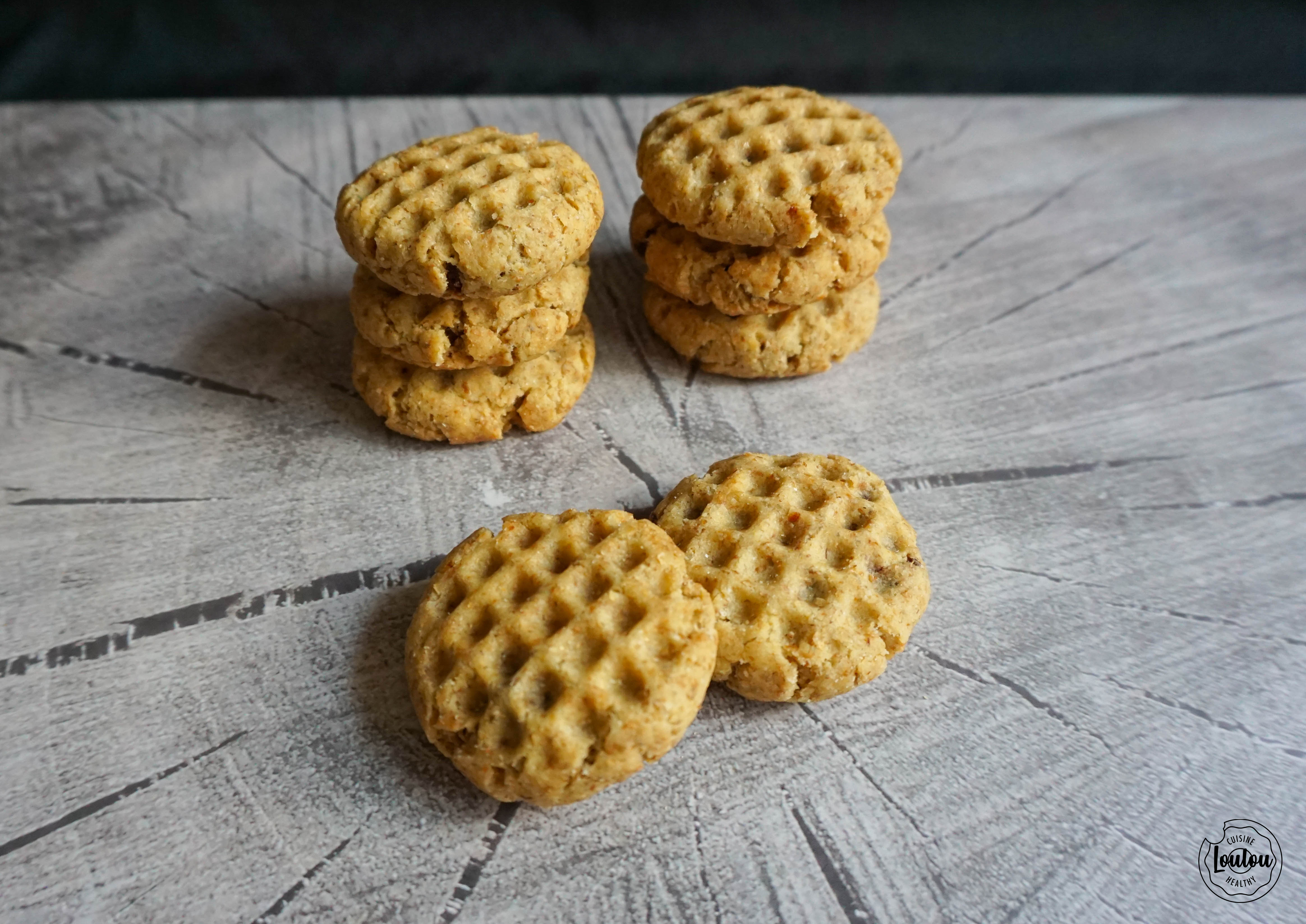 Biscuits gaufrettes 1