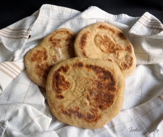 pains au yaourt de chèvre2