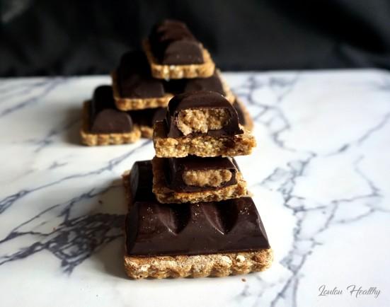 biscuits aux chocolats noisette et miel