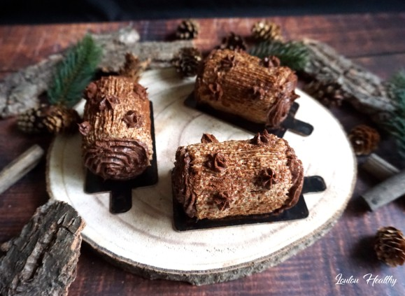 buchettes chocolat praliné3
