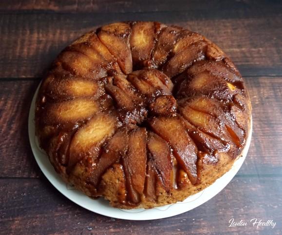 cake coings,noix de coco façon tatin2