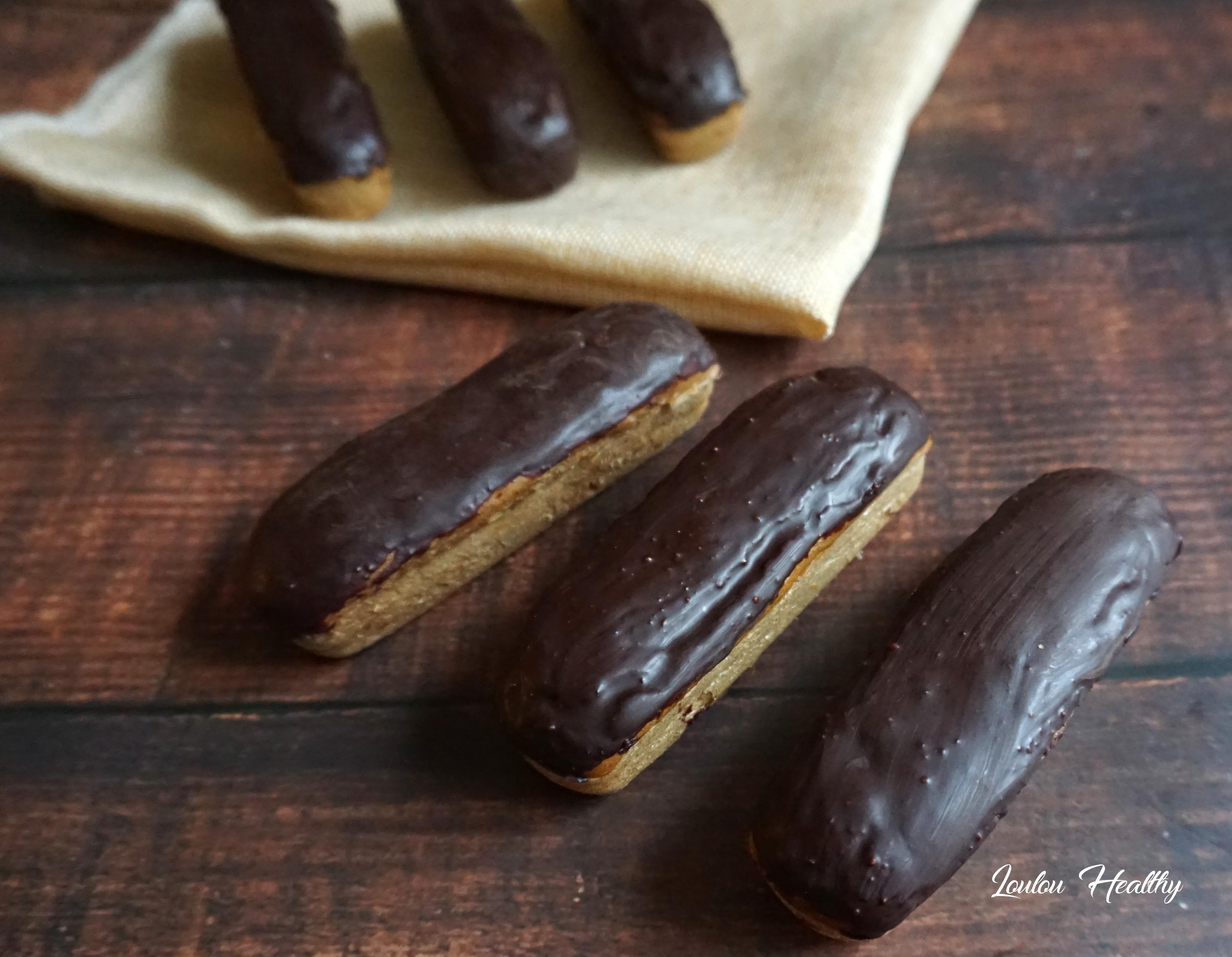 cakes à la cacahuète et au chocolat2