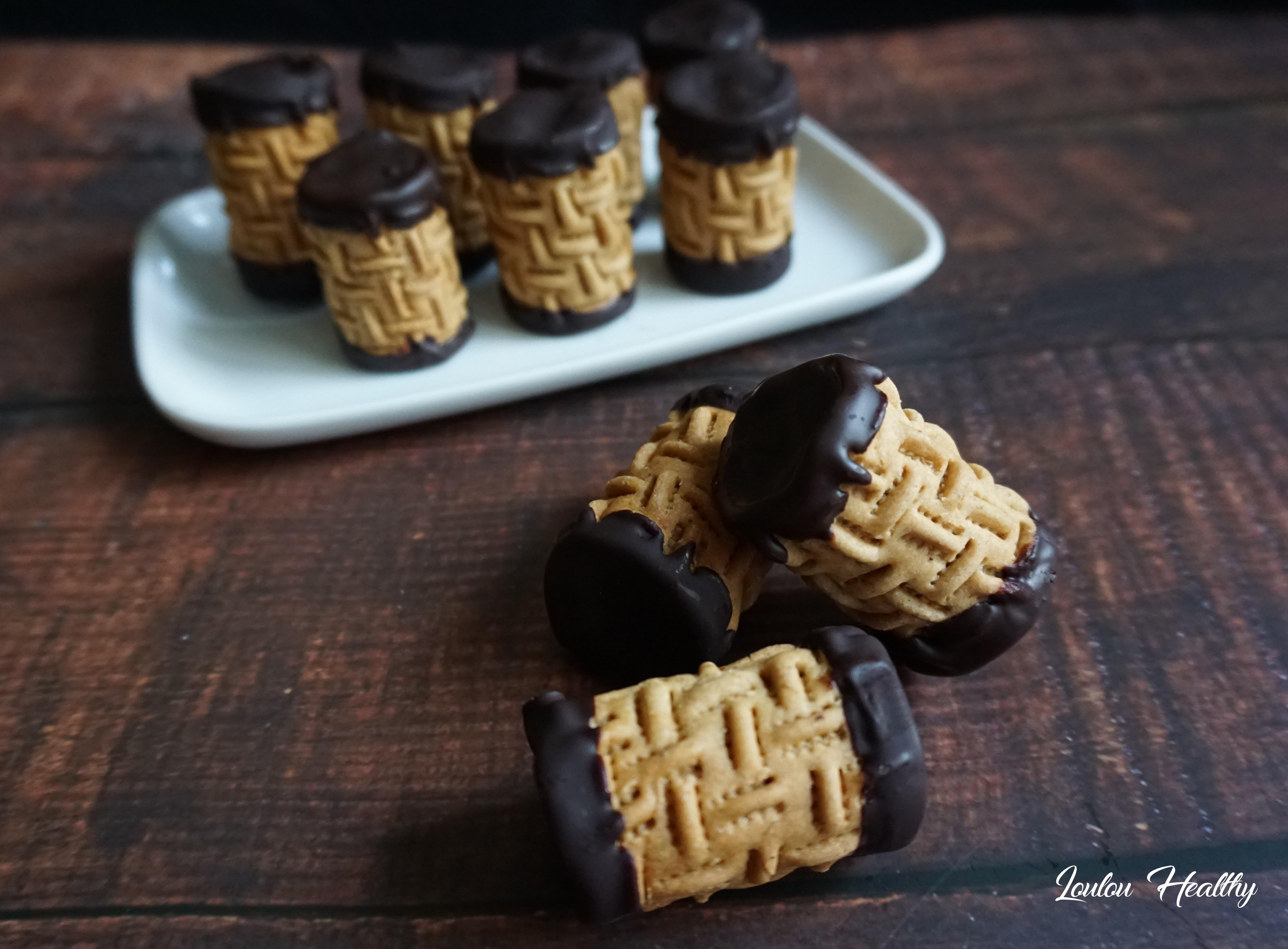 rouleaux aux cacahuètes et chocolat3