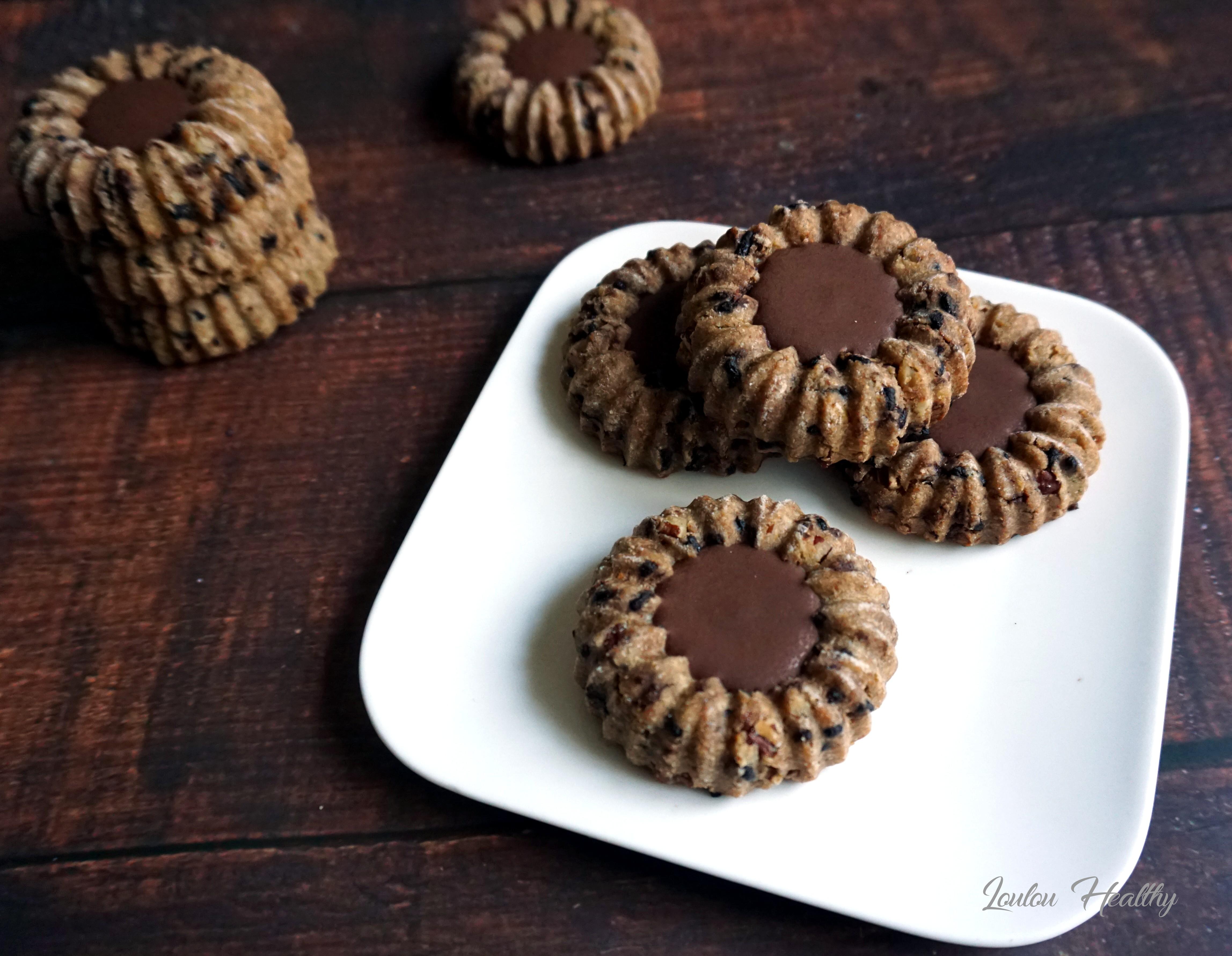 anneaux noix et chocolat (2)