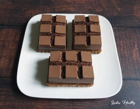 tablettes expresso fourrés caramel