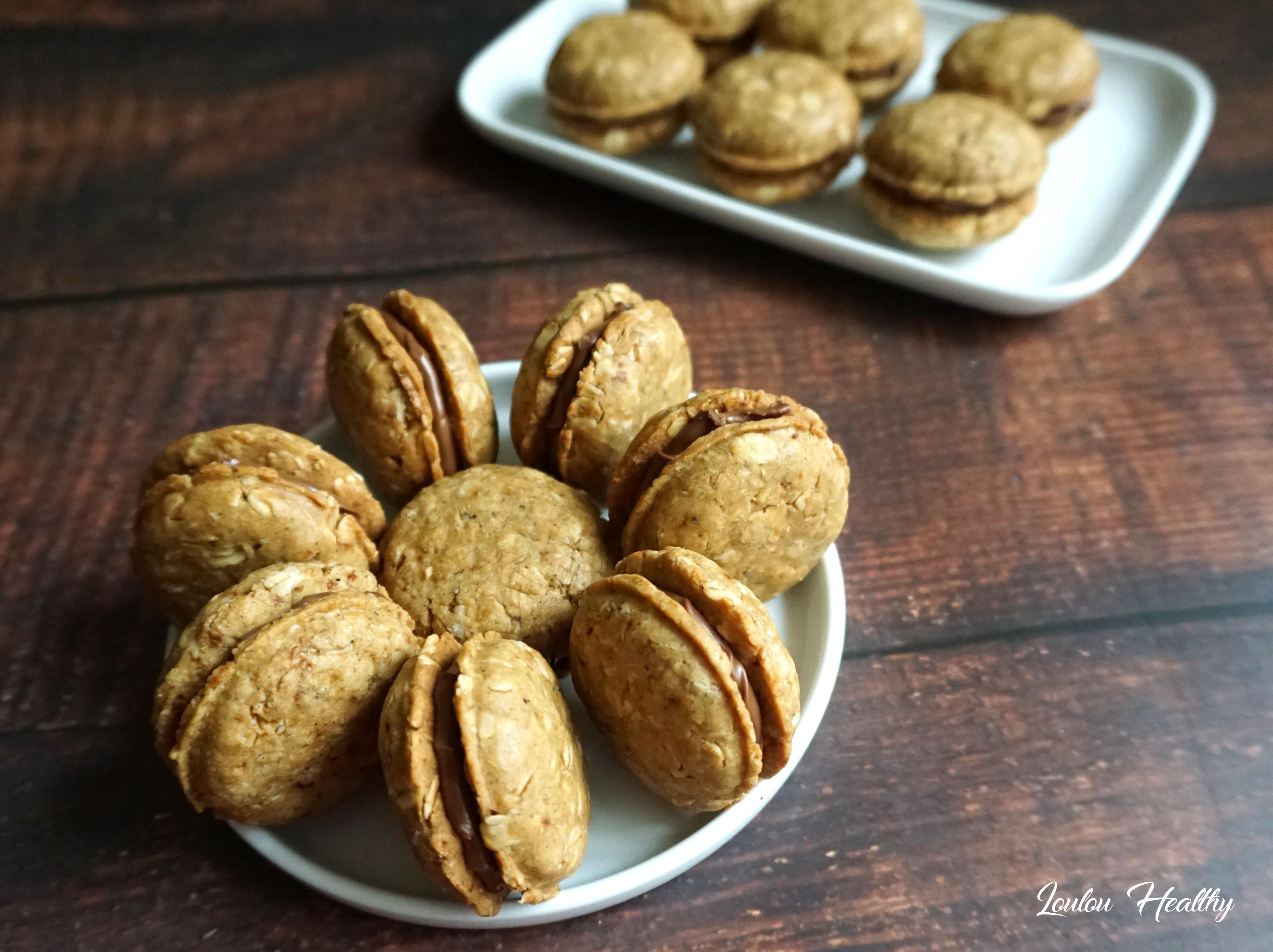 macarons avoine-chocolat3