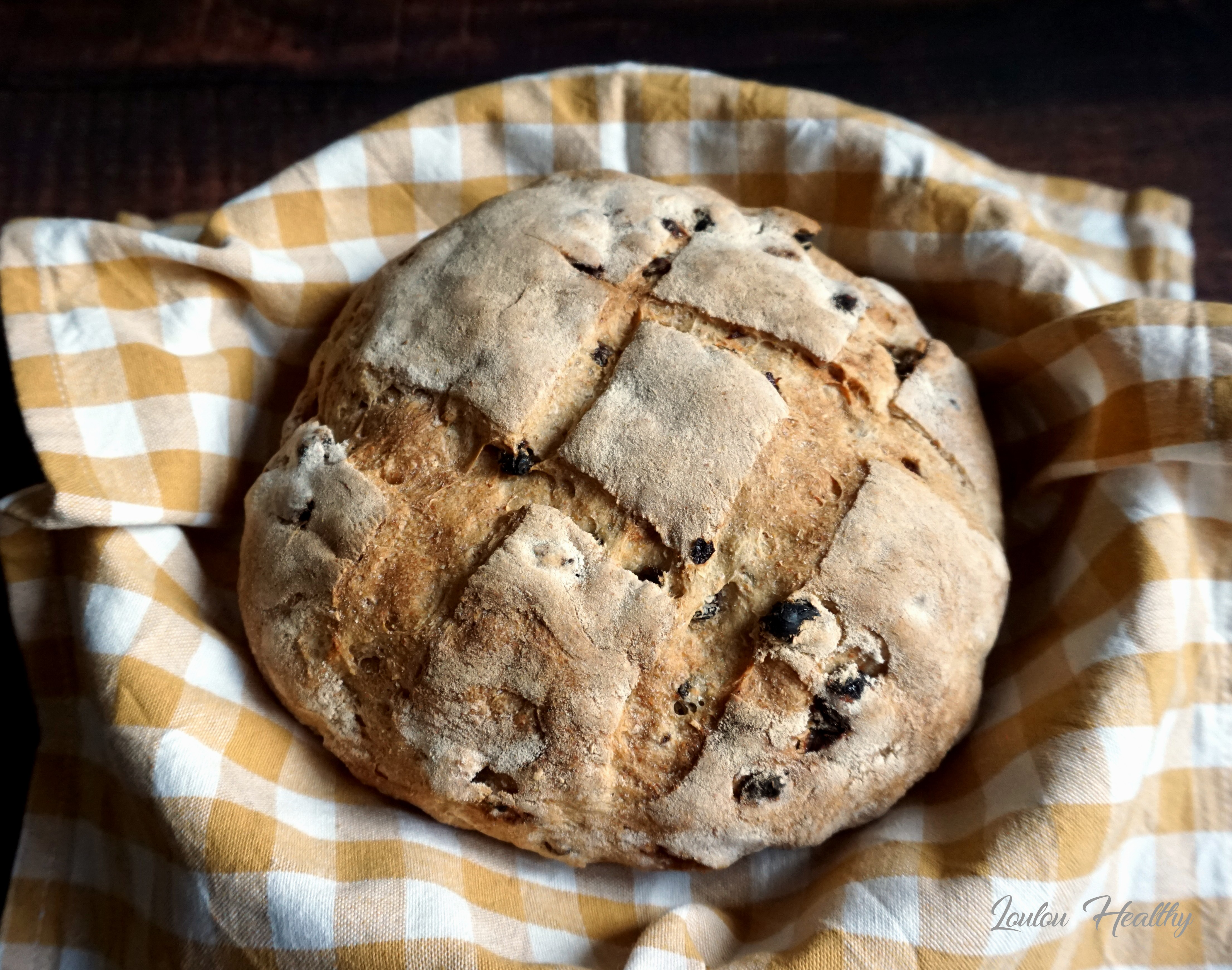pains à l'epeautre raisins et abricots secs2