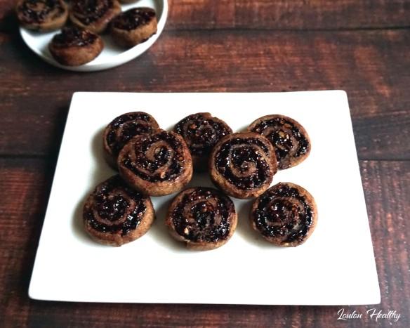biscuits roulés datte-noix