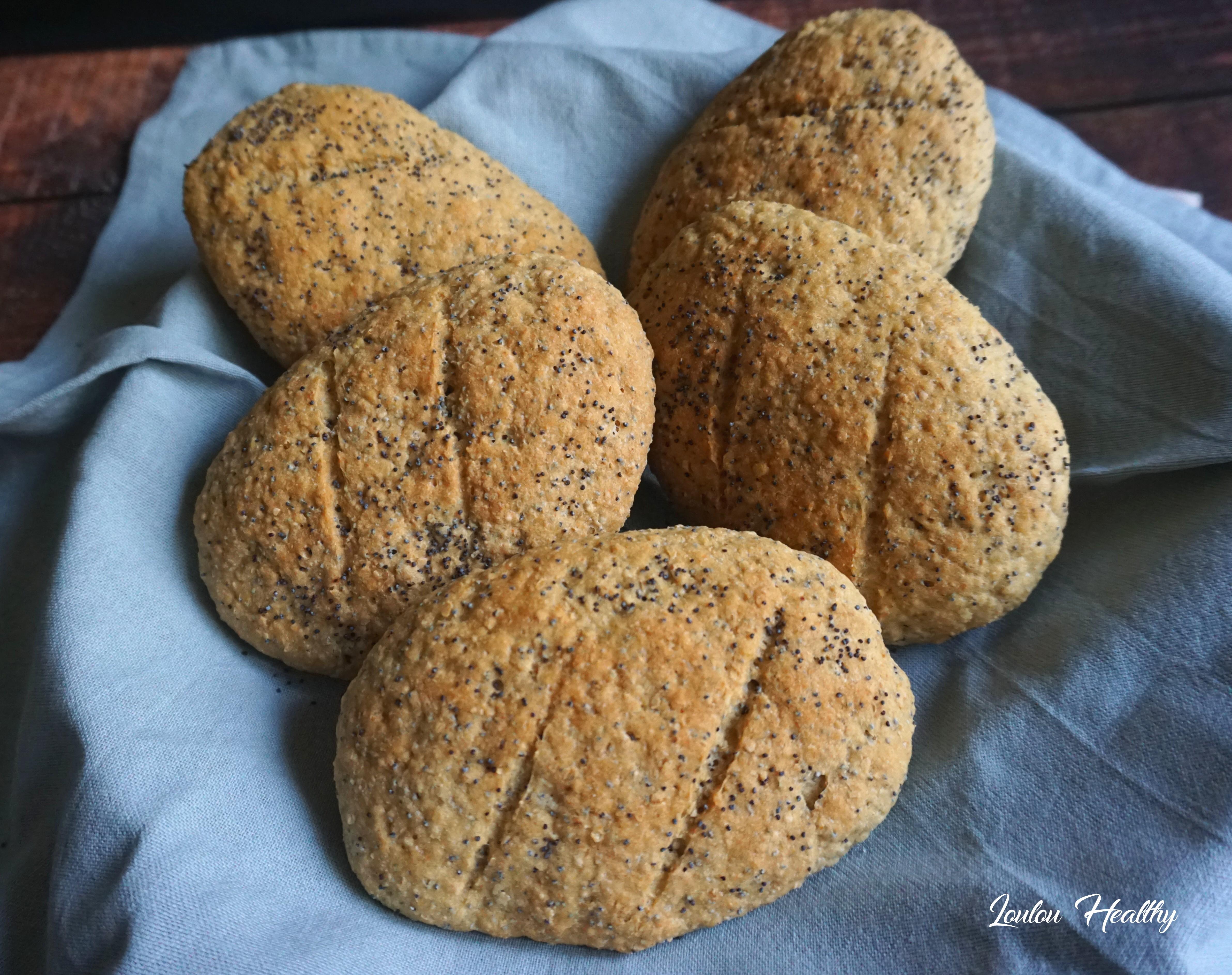 pains à l'avoine et graines de pavot2