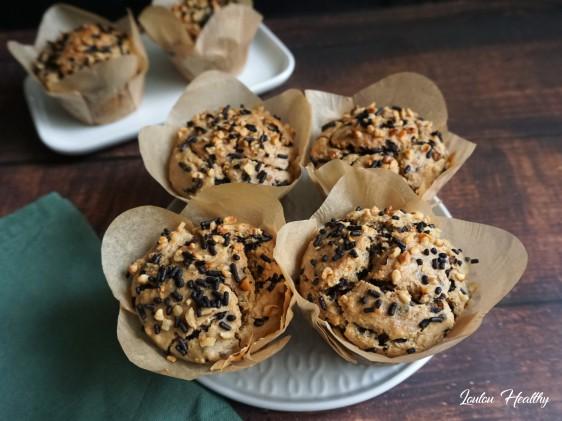 muffins noix et chocolat5