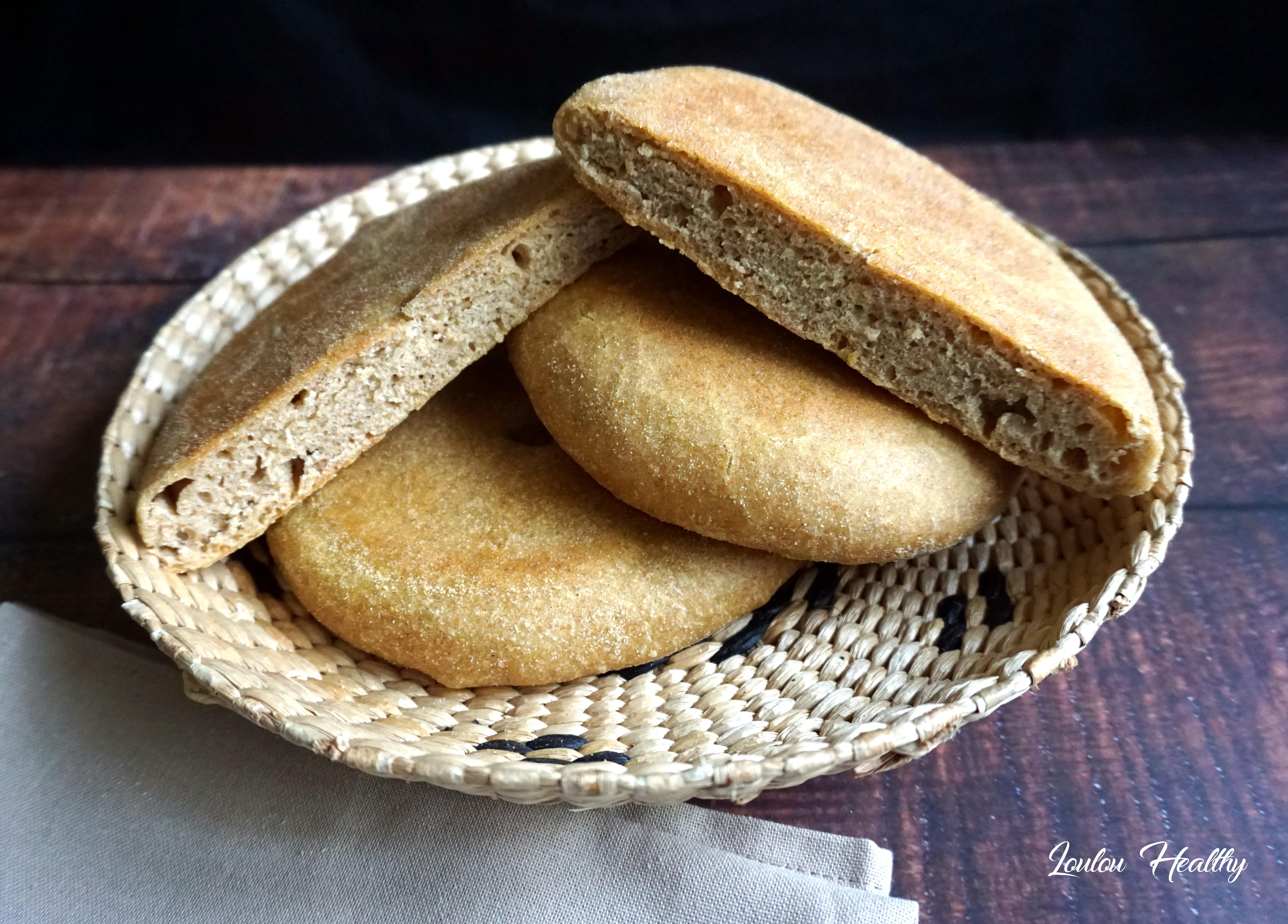 pains à l'épeautre