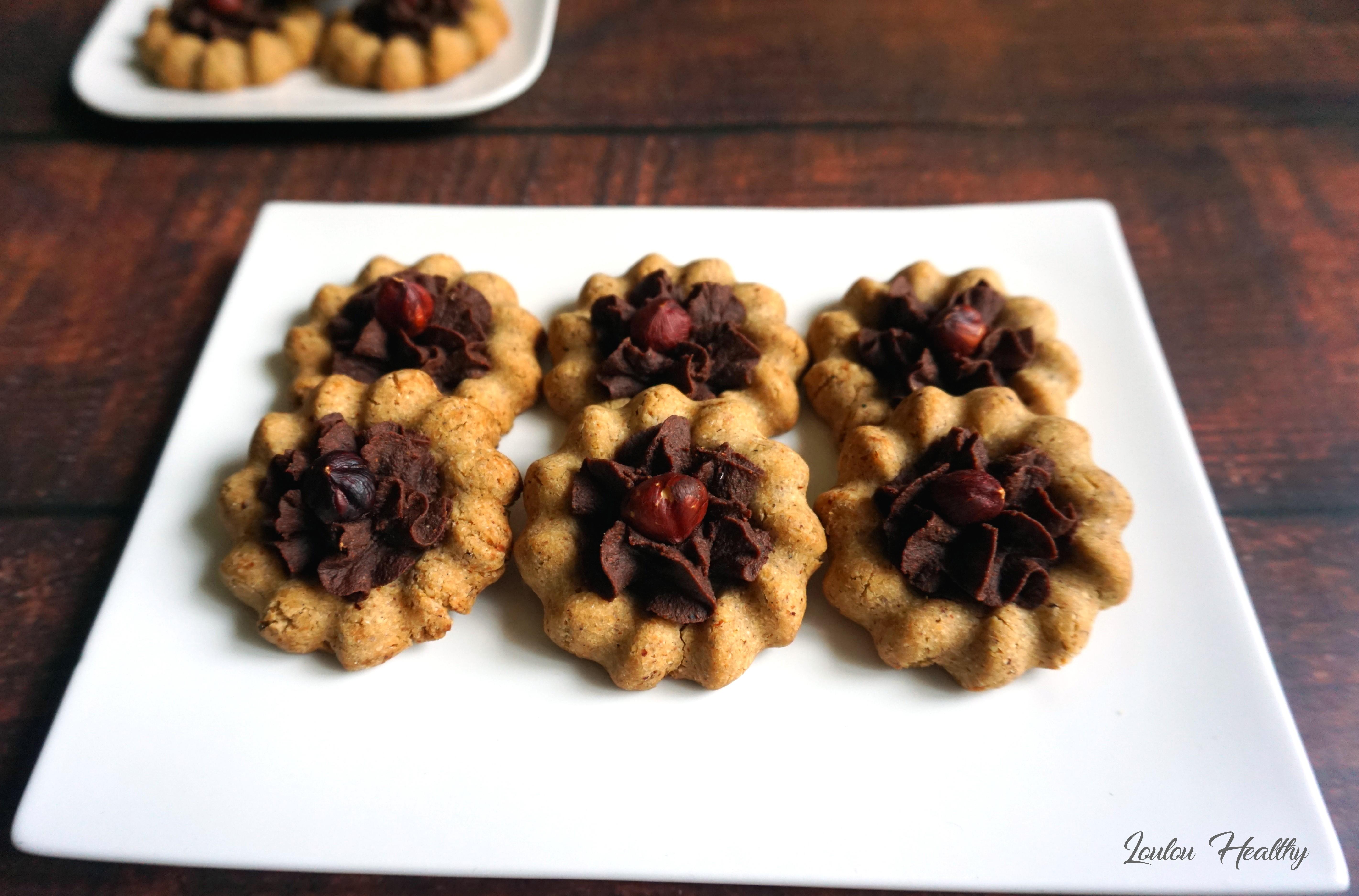 tartelettes à la noisette et cacao3