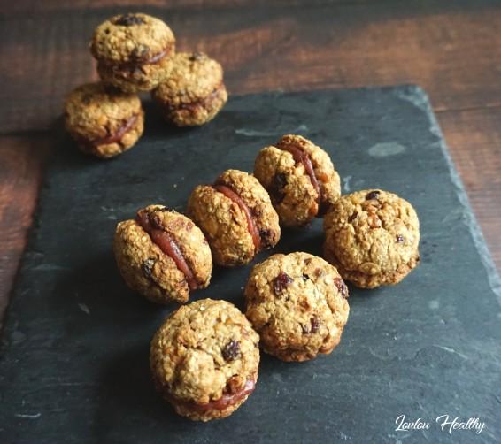 cookies relax aux noix fourrés fruits rouges3