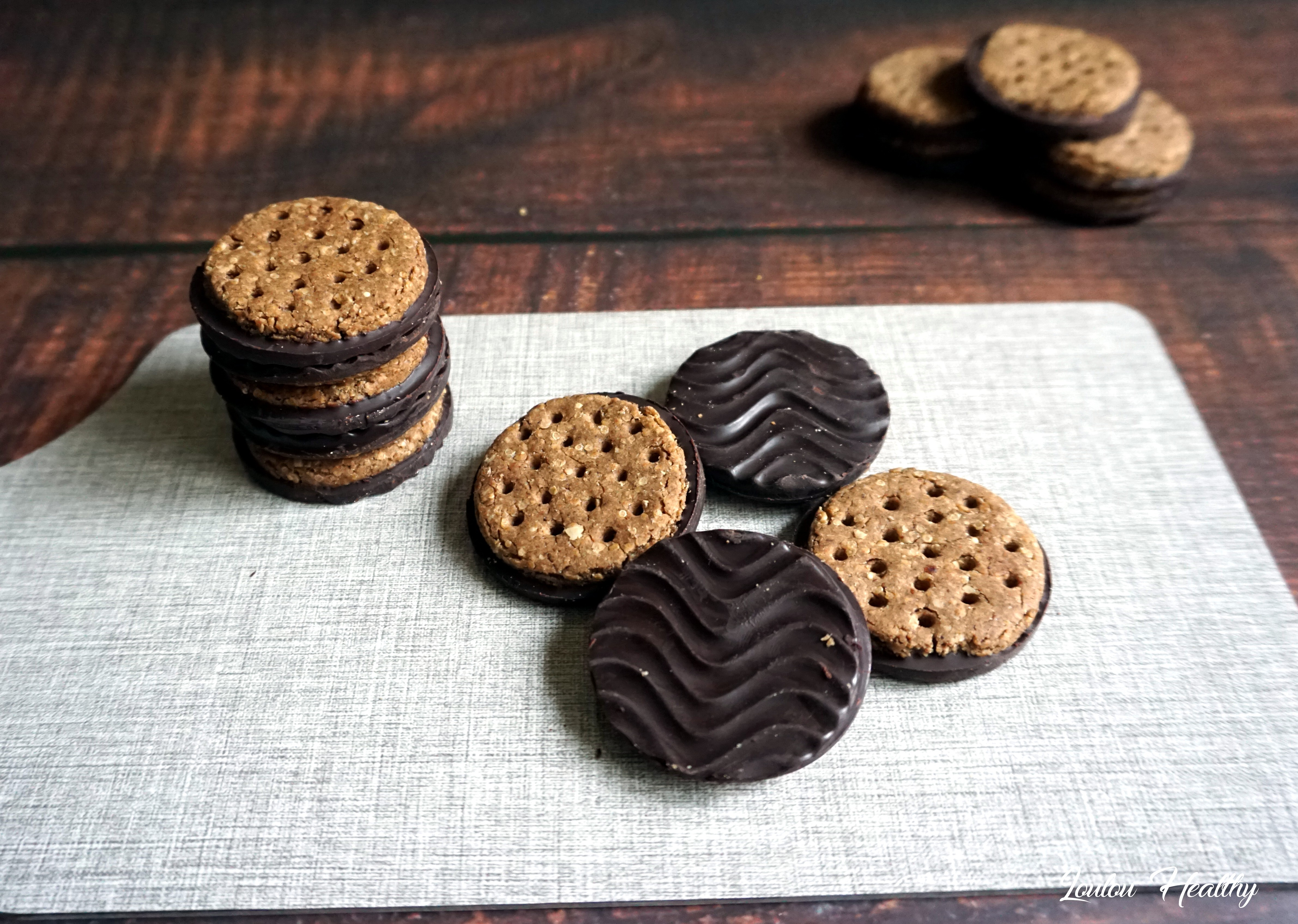 biscuits aux céréales et chocolat façon granola4