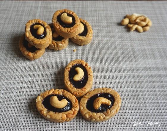biscuits noix de cajou et fruits4