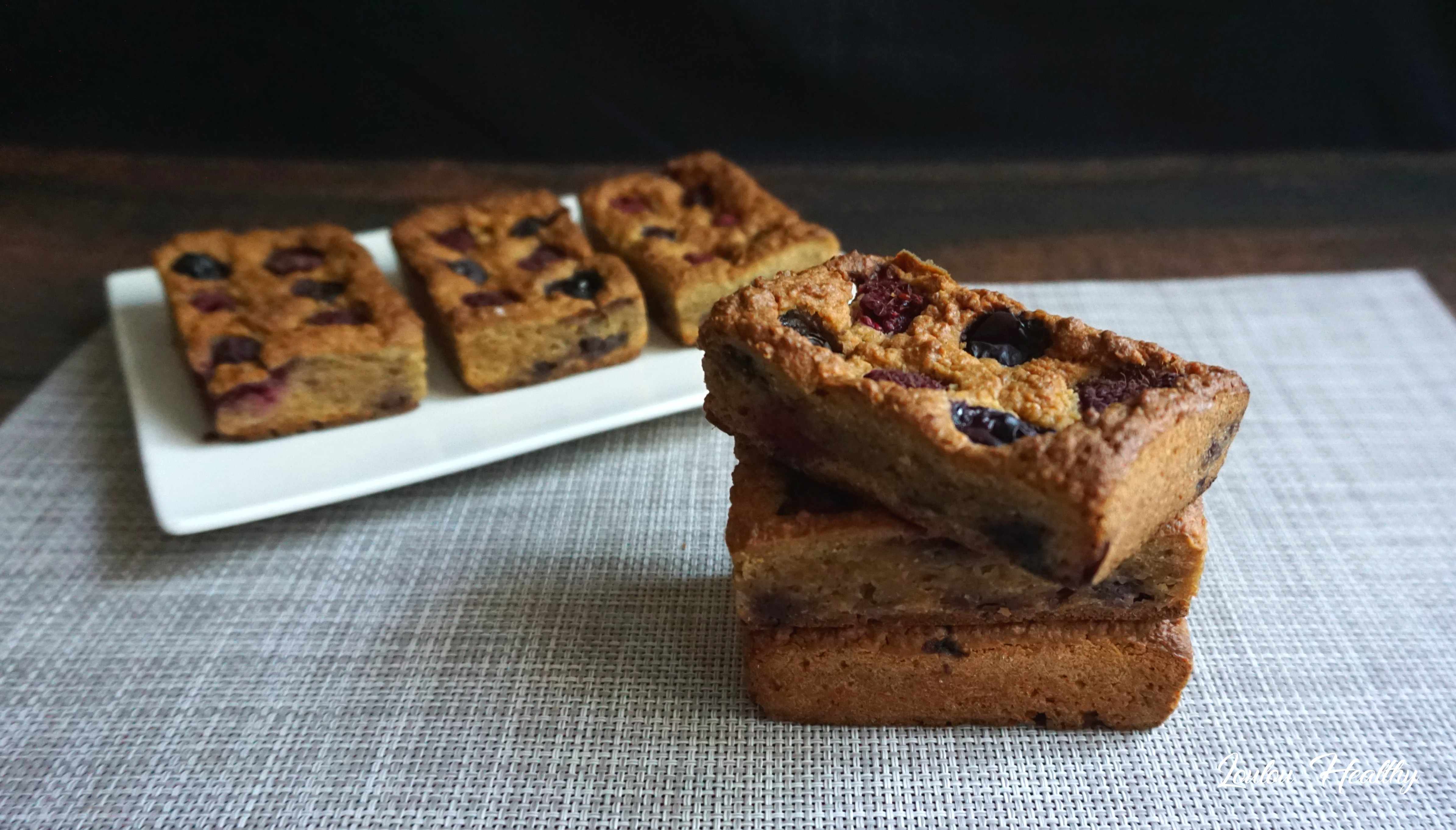 cakes framboises myrtilles2