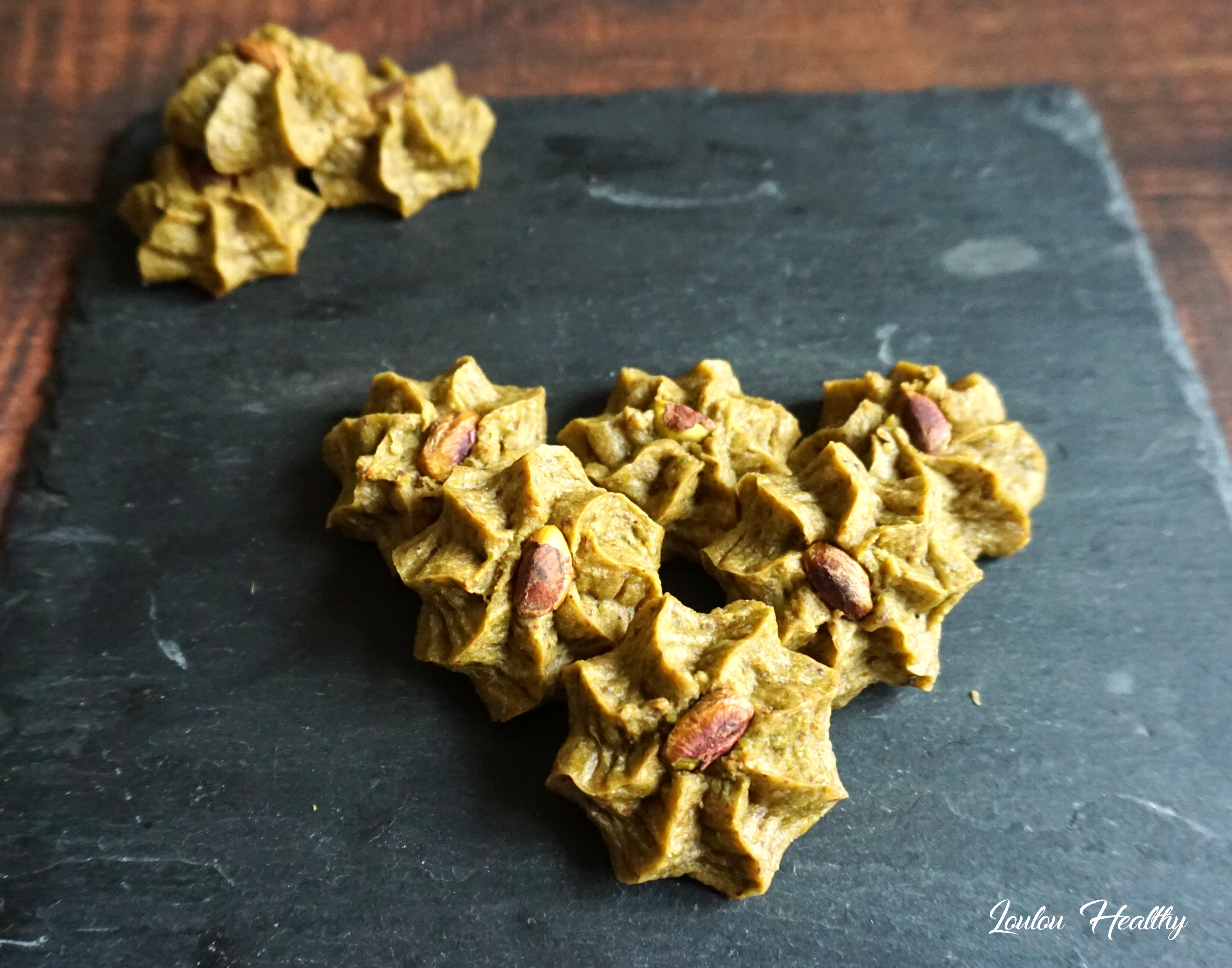 rosettes à la pistache4