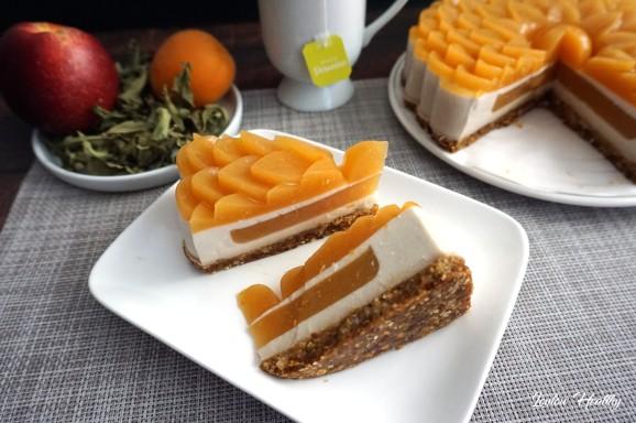 zntremets verveine, nectarine, abricot3
